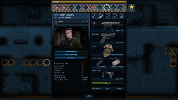 Door Kickers (PC) SWAT Team - 04