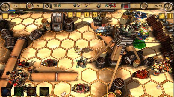 Hydraulic Empire (PC) - 04