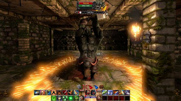 The Fall Of The Dungeon Guardians (PC) - 04