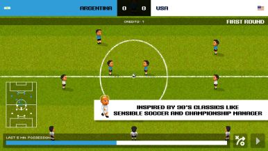 World Soccer Challenge (iOS & Android) - 02
