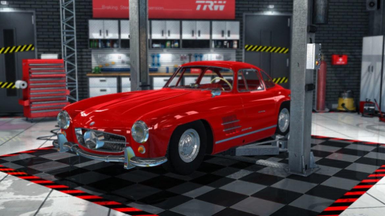 CMS 2015 (PC) Mercedes-Benz DLC 07