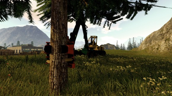 Forestry 2017 - The Simulation (Multiplatform) - 08