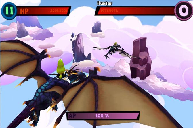 Dragon Hunter - Archer Rival - 01
