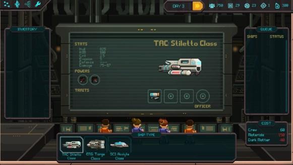 Halcyon 6 - Starbase Commander (PC & Mac) - 04