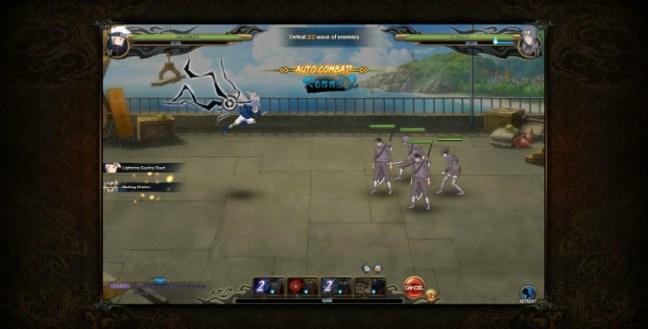 NARUTO ONLINE_Battle01