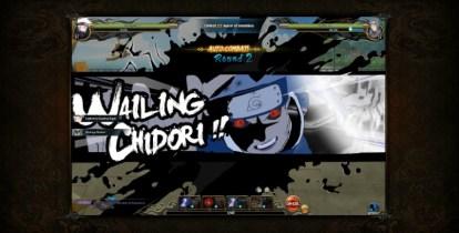 NARUTO ONLINE_Battle03
