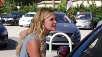 STANDOFF#42 - Olivia Holt - Amy (Olivia Holt) competes in the contest.