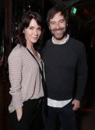 "Katie Aselton and Mark Duplass seen at Netflix's original documentary ""13TH"" reception hosted by Netflix Chief Content Officer Ted Sarandos and Ambassador Nicole Avant with a special conversation moderated by Oprah Winfrey with director Ava DuVernay and Van Jones] on Sunday, January 15, 2017, in Los Angeles, CA. (Photo by Eric Charbonneau/Invision for Netflix/AP Images)"
