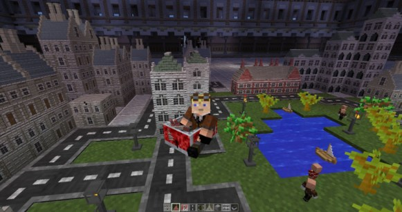 Great Fire 1666_The Rebuild_Minecart (c) Museum of London