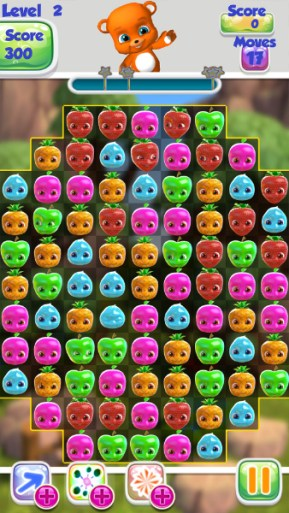 Juicy Fruits Match-3 Crush (iOS & Android) - 03