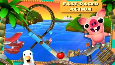 Bacon Escape (iOS) - 01