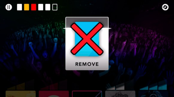 DropMix App Party Mode -Game Play Action