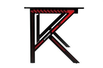 Gaming Desk Red (16)