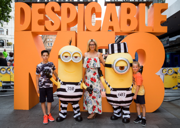 Despicable Me 3 Multimedia Screening