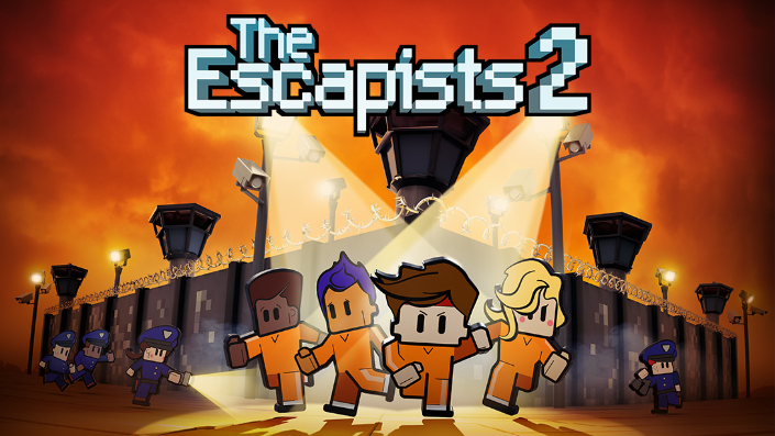 The Escapists 2 space prison reveal  Invision Game Community