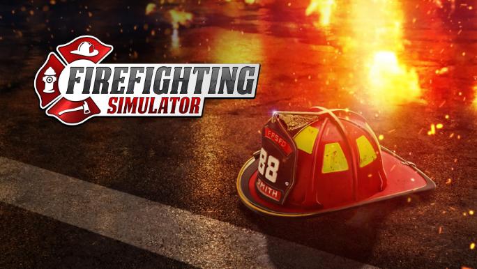 Firefighting Simulator Showroom presents the Rosenbauer T
