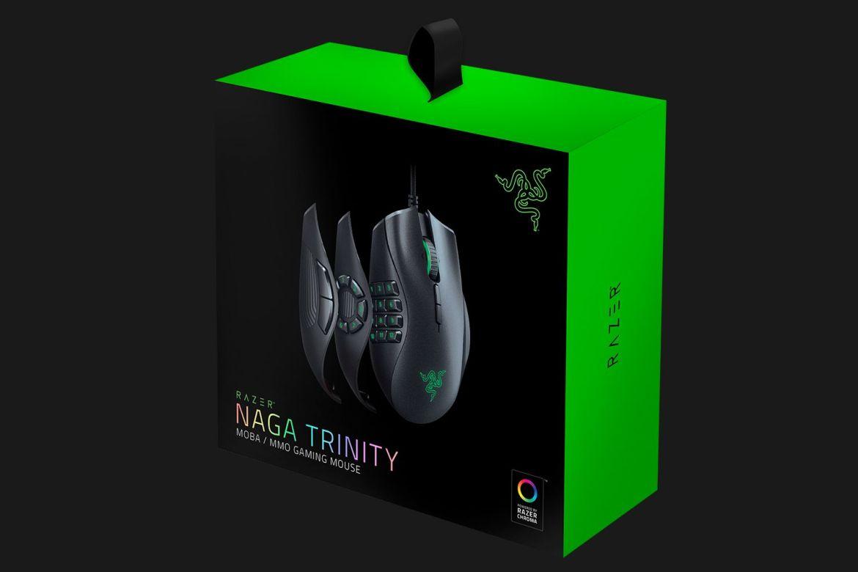Razer Naga Trinity Review | Invision Game Community