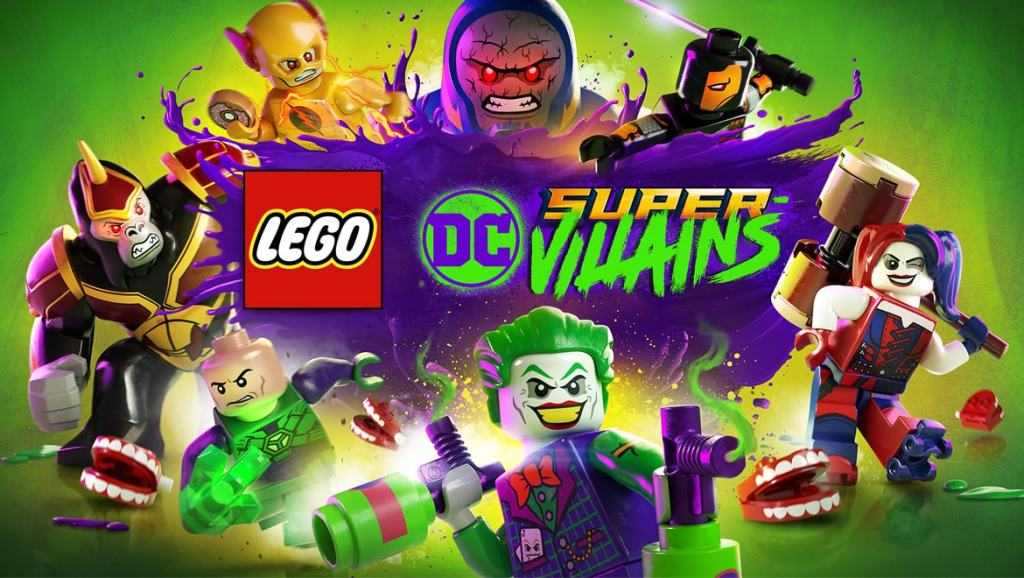 Videogame and film unite in all-new LEGO Double Packs