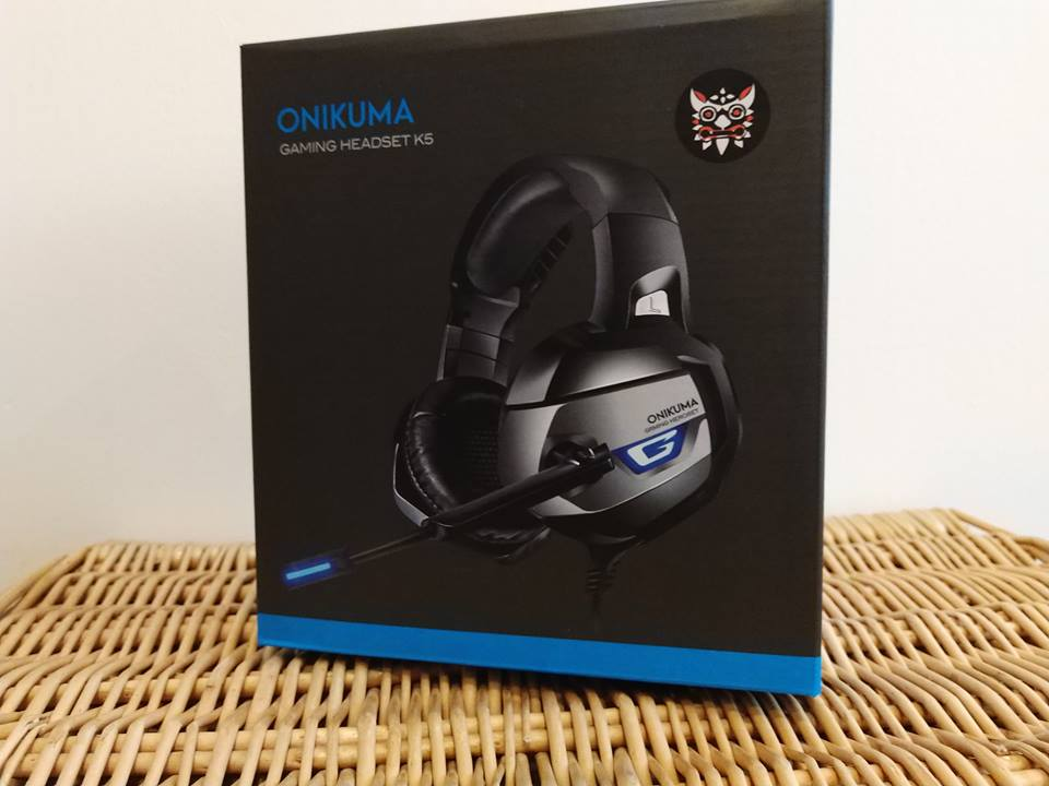 Onikuma K5 Gaming Headset Review | Invision Game Community