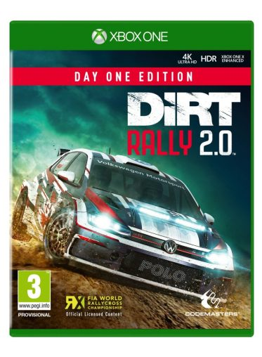 DiRT Rally 2.0 Day One Edition XB1