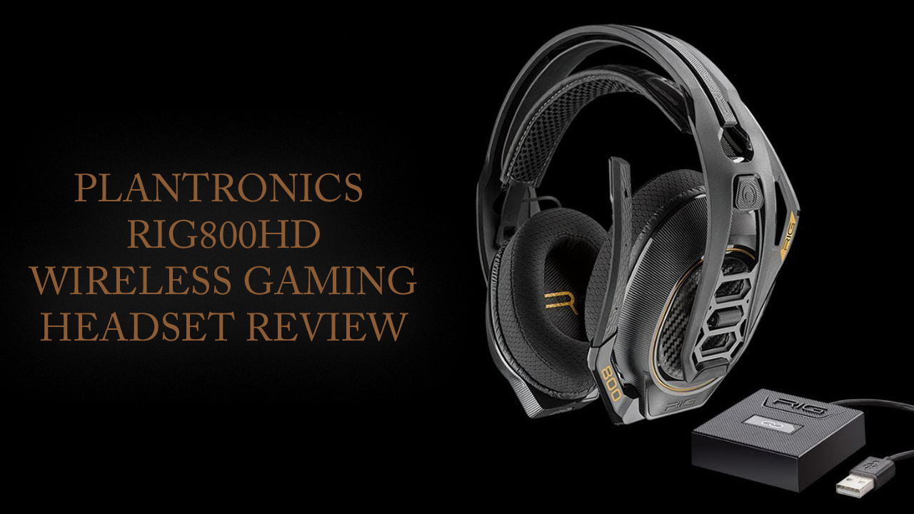 Plantronics Rig 800hd Wireless Headset Review Invision Game Community