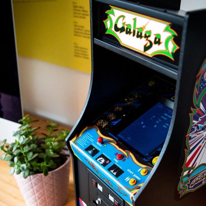 Galaga - Table 2