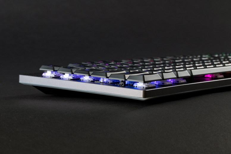 Venture Mechanical Keyboard - Thin Kickstarter