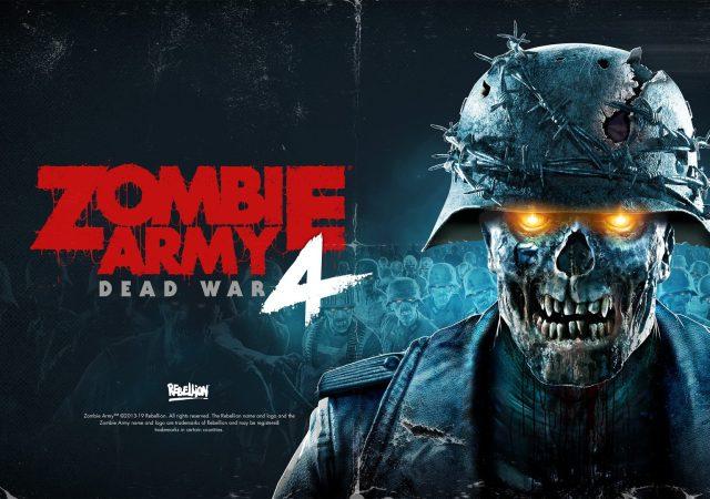 zombie army 4
