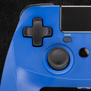 Details SB914530 PS4 GamePad 4 s wireless BLUE 01