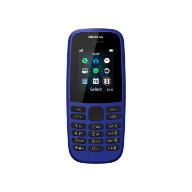 HMD_Nokia 105__Blue_SS_FRONT