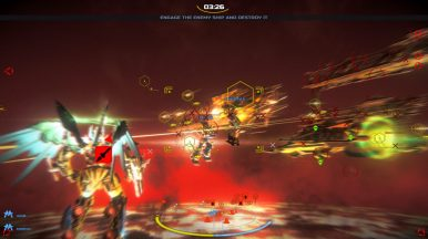 War Tech Fighters 7