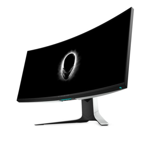 Alienware AW3420DW gaming monitor.