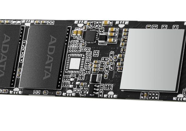 SX8100 PCIe Gen 3x4 M.2 2280 SSD