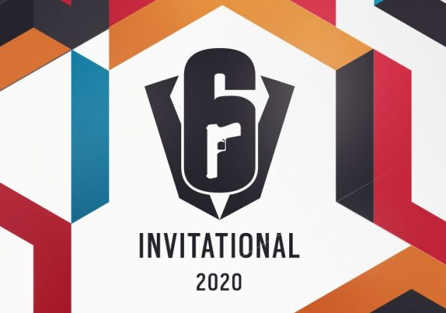Rainbow Six Invitational 2020