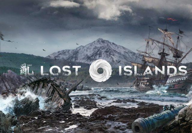 RAN Lost Islands