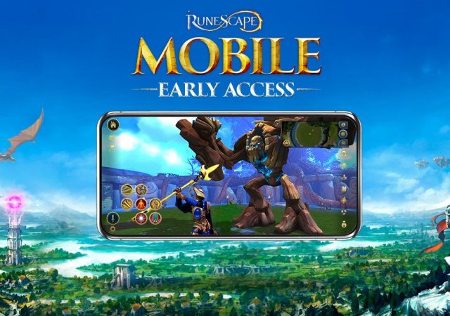 RuneScape Mobile Early Access