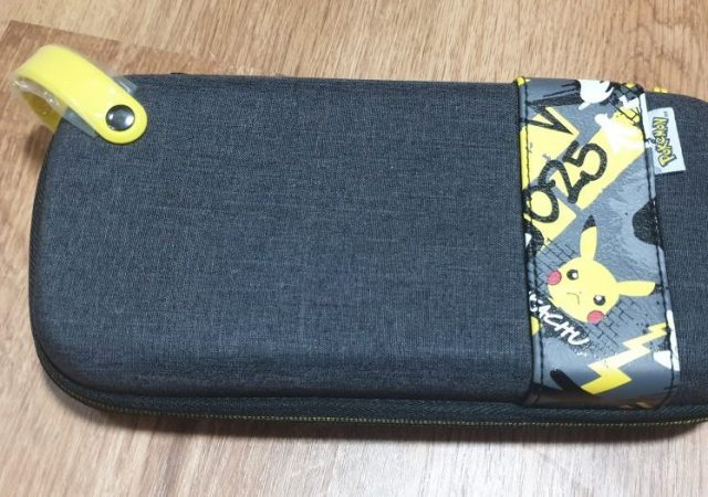 Pikachu Deluxe Travel Case