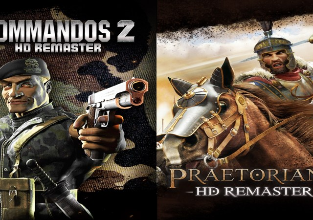 Commandos 2 HD and Praetorians HD Remaster
