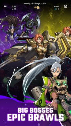 Battle Breakers iOS Appstore Screenshot iPhone 2