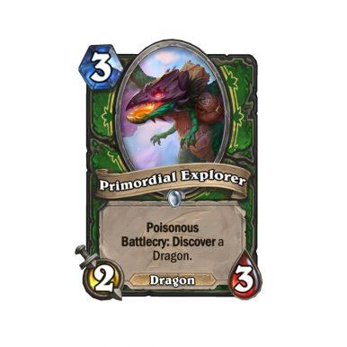 Primordial Explorer