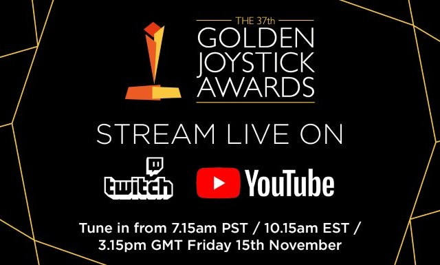 GOLDEN JOYSTICK AWARDS