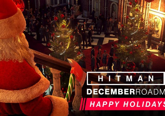 Hitman 2 December Roadmap