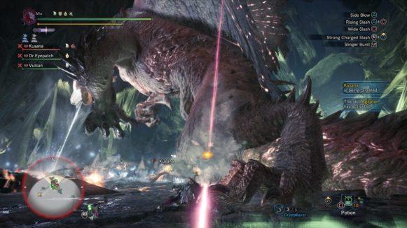 Monster Hunter World Iceborne Safi'Jiiva Siege 2