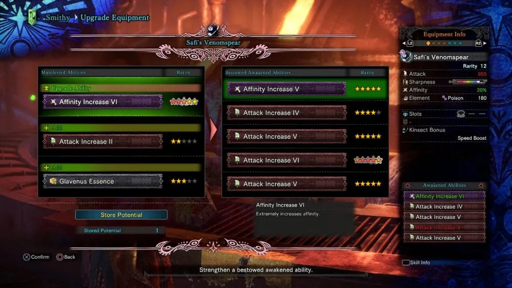 Monster Hunter World Iceborne Safi Jiiva Siege Overview