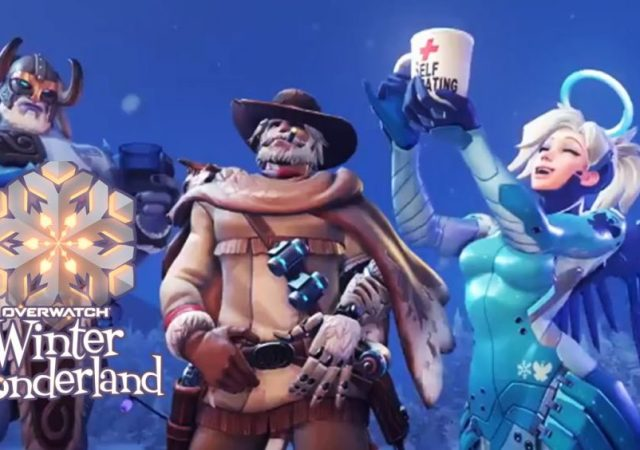 Overwatch , Winter Wonderland