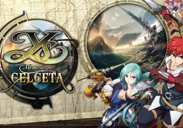 Ys Memories of Celceta