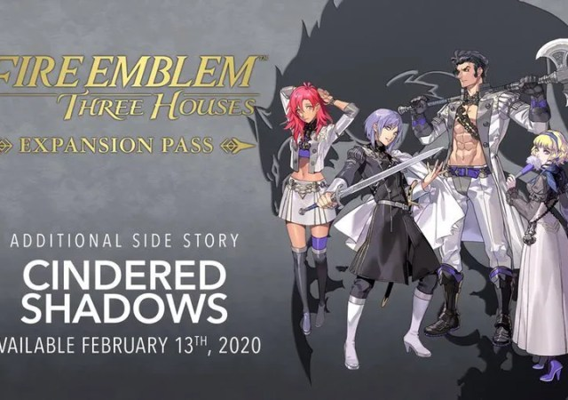 ire Emblem Three Houses - Cindered Shadows