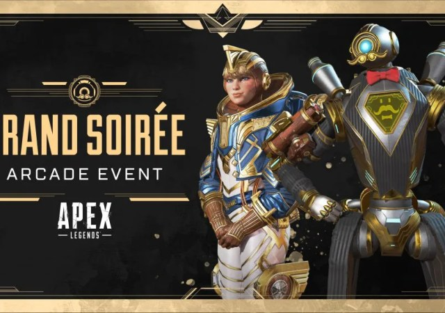 Apex Legends to Host Grand Soirée Arcade Event