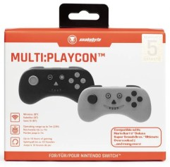 SB915260 snakebyte NSW MULTIPLAYCON (BLACK and GREY) Packaging 01