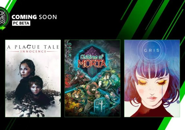 Xbox Game Pass JAN 2019